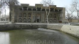 Мечеть Боло-хауз.