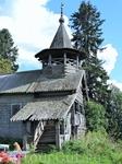 Часовня была построена в XVII веке, а уже в XIX веке ее отреставрировали