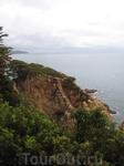 И снова кусочек побережья.