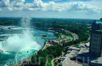 Ниагарский водопад (канадская сторона)