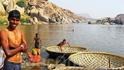Рыбацкие лодки, на таких рыбачили на этом озере и 400 лет назад. Мало что изменилось)))