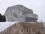 Памятник Дерсу Узале (г. Арсеньев, видовая площадка)