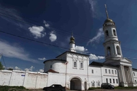 Белевский Спасо-Преображенский монастырь