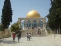 Храмовая гора, мечеть Кубат-ас-Сахра