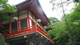 Пригород Киото-Кибуне