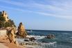 побережье Ллорет де мар