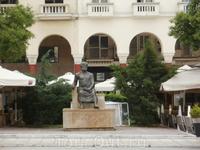 Город Салоники памятник Арситотелю1