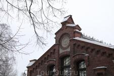 Основан сад был в 1893 году. Строительство финансировал Хенрик Боргштром - основатель фонда поддержания школы садоводства. Оранжерею спроектировал известный архитектор Густав Нистром.