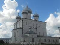 Главный собор Варлаамо - Хутынского монастыря