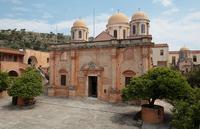 Монастырь Айя Триада