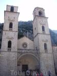 Церковь Святого Трифона в городе Которе.