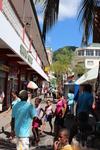 Маркет стрит- улица на которой расположен городской рынок , а так-же китайские и индийские торговые лавки