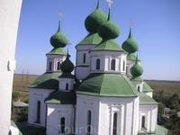 купола Войскового собора
