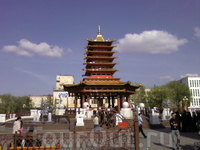 семидневная пагода