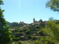 Испанская деревня Вальдемоса.