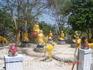 В 50 километрах от Нячанга пагода Тыонг Ван