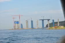 Мост строительство