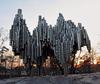 Фотография Памятник Сибелиусу в Хельсинки