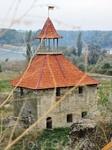 Одна из башен крепости