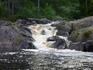 """Это Рускеальский водопад. Знаменит тем, что на нём снимался фильм """"А зори здесь тихие"""" И как выяснилось из Вики ещё и фильм Темный мир""""  Для съёмок прямо ..."""