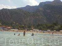 пляж, море, горы...