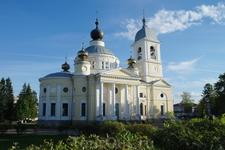 Главный собор г. Мышкин. (к сожалению, название уже забылось)
