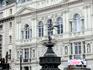 Знаменитый Эрос-Антэрос на площади Пикадилли.