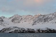 горы Свальбарда