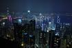Вид на ГонКонг с Пика Виктории...
