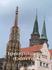 Нюрнберг,восстановленная средневековая часть