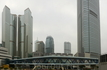 Небоскребы Гонконга...
