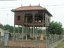 Типичное кхмерское жилище