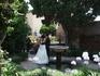 Малага. Алькасаба. Испанская свадьба
