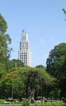 Башня с часами - здание ж.д. вокзала в Рио-де-Жанейро
