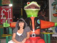 Crazy Frog's не пустовал даже в ноябре