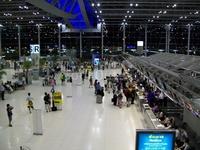 Суварнабуми, аэропорт Бангкока