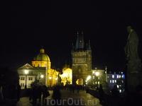 Прага. Вечерняя прогулка