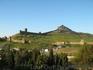 Генуэзская крепость. Утро.