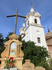 Во время Гражданской войны 1936 года святилище было разрушено изнутри. К счастью, реликвия была надежно укрыта и не пострадала. Реставрация храма проходила ...