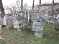 Античный город Сиде.