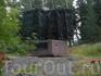Судя по всему памятник на военную тему (кому или чему посвящен не знаю)... Если кто напишет, буду рада за информацию.