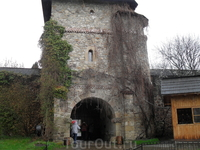 Монастырь Молдовица