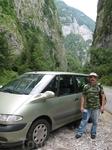 по дороге на Сухум