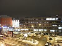 Здание центрального железнодорожного вокзала Мюнхена