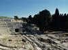 Фотография Амфитеатр в Сиракузах