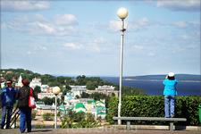 фото на память о городе Чебоксары