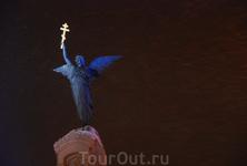 памятник погибшему кораблю