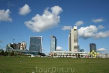 Вильнюс - столица Европейской культуры 2009.