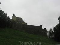 Замок в Старой Любовне.
